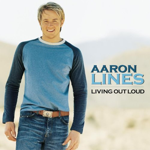 Aaron Lines You Can't Hide Beautiful cover art