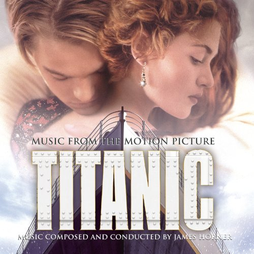 James Horner Take Her To Sea, Mr. Murdoch (from Titanic) cover art