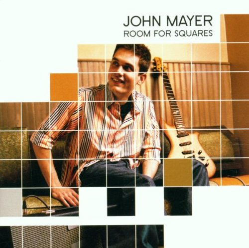 John Mayer Love Song For No One cover art