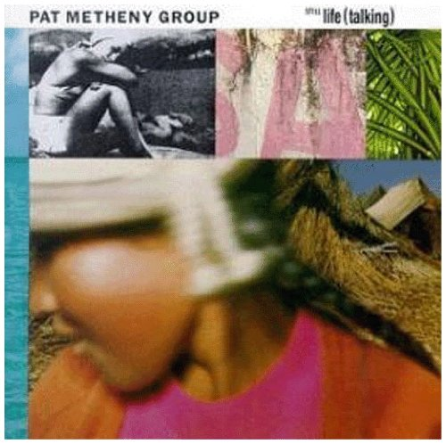 Pat Metheny So May It Secretly Begin cover art