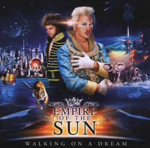Empire Of The Sun Half Mast cover art