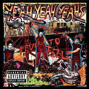 Yeah Yeah Yeahs Pin cover art