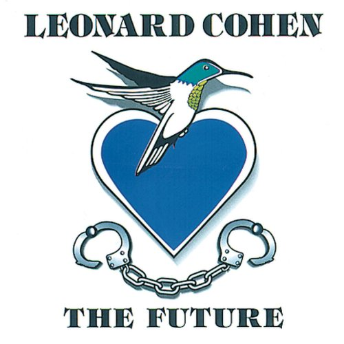 Leonard Cohen Democracy cover art