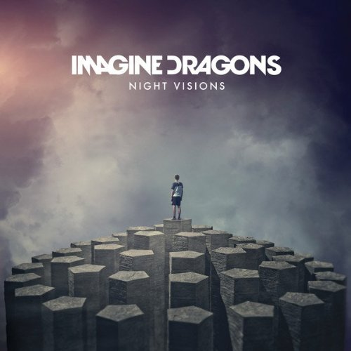 Imagine Dragons Radioactive (arr. Mark Brymer) cover art