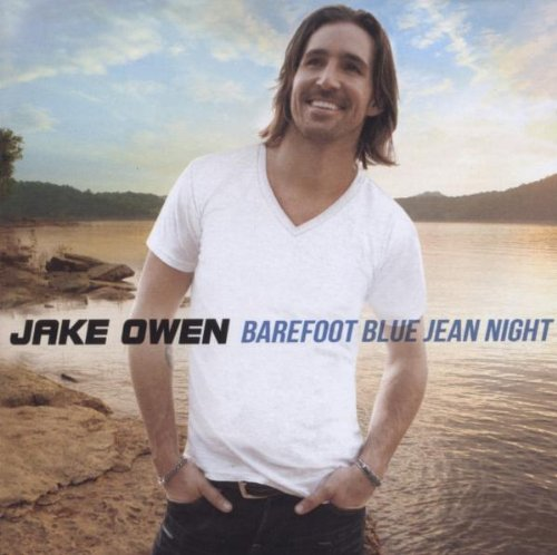 Jake Owen Anywhere With You cover art