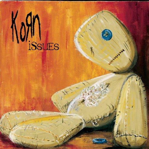Korn Falling Away From Me cover art