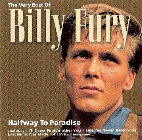 Halfway To Paradise Sheet Music Billy Fury Guitar