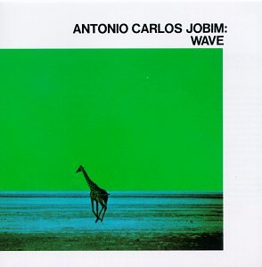 Antonio Carlos Jobim Wave cover art