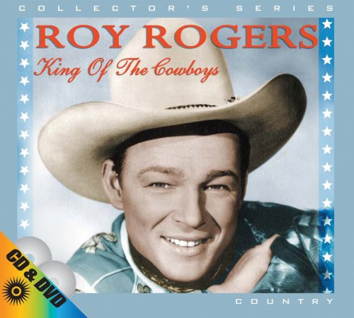 Roy Rogers Pecos Bill cover art