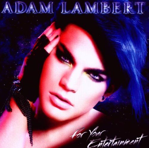 Adam Lambert What Ya Want From Me cover art