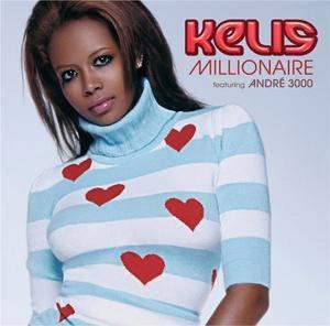 Kelis Millionaire (feat. André 3000) cover art