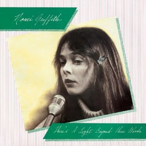 Nanci Griffith There's A Light Beyond These Woods cover art