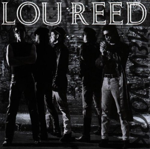 Lou Reed Beginning Of A Great Adventure cover art