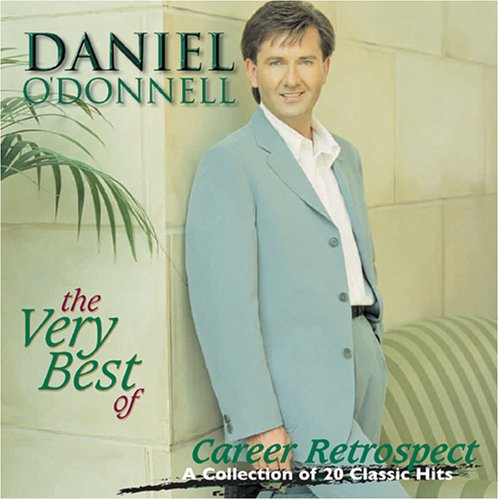 Daniel O'Donnell Standing Room Only cover art