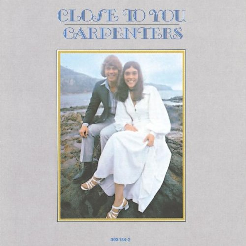 Carpenters We've Only Just Begun cover art