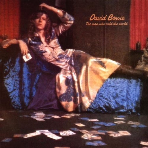David Bowie The Man Who Sold The World cover art