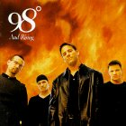 98 Degrees The Hardest Thing cover art