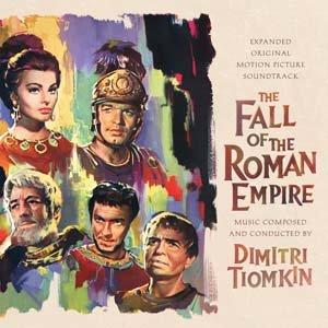 Dimitri Tiomkin The Fall Of Love cover art