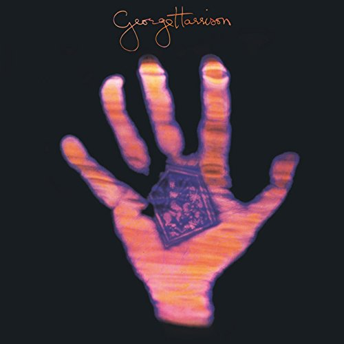 George Harrison Try Some Buy Some cover art