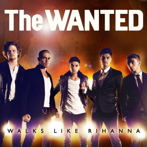 The Wanted Walks Like Rihanna cover art