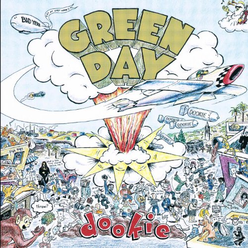 Green Day She cover art