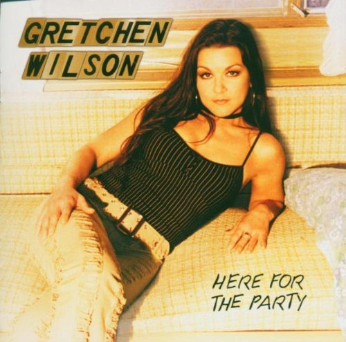 Gretchen Wilson Redneck Woman cover art