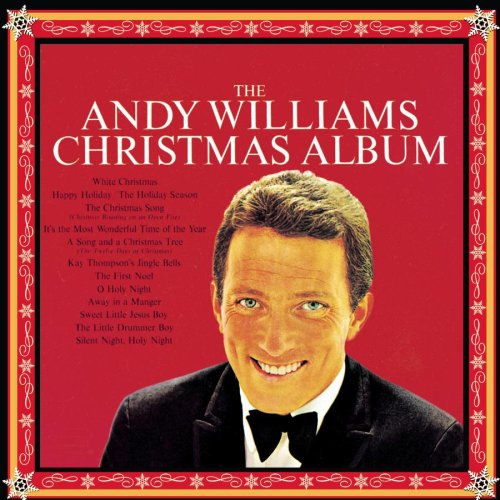 Andy Williams Silver Bells cover art