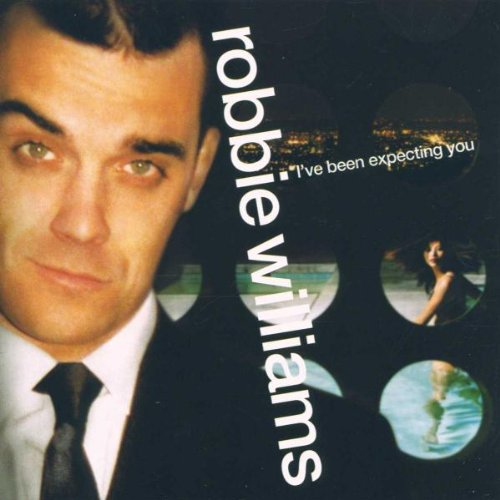 Robbie Williams It's Only Us cover art