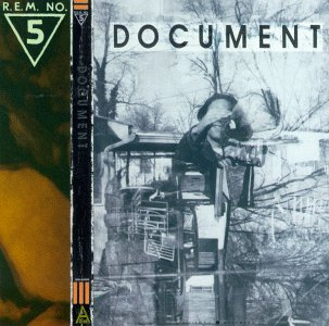 R.E.M. The One I Love cover art