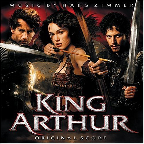 Hans Zimmer Tell Me Now (What You See) (from King Arthur) cover art