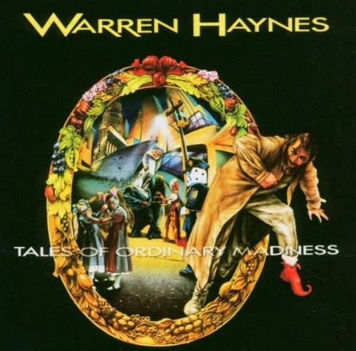 Warren Haynes Fire In The Kitchen cover art