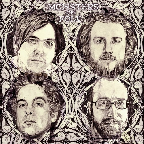 Monsters Of Folk Say Please cover art