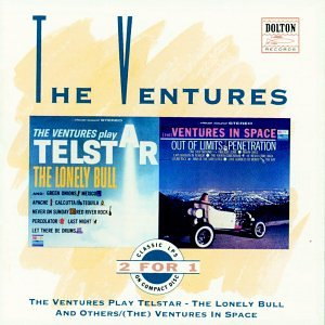 The Ventures Out Of Limits cover art