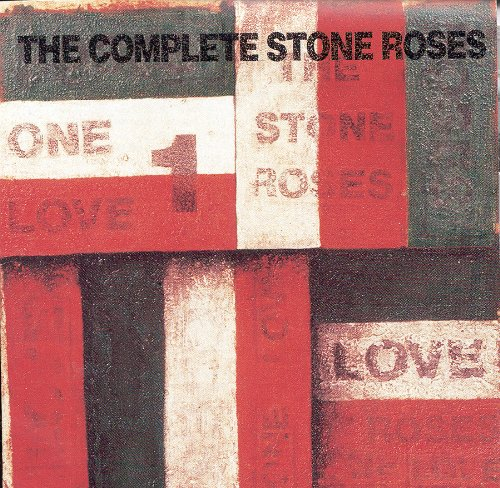 The Stone Roses Sally Cinnamon cover art