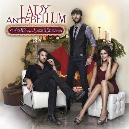 Lady Antebellum Let It Snow! Let It Snow! Let It Snow! cover art
