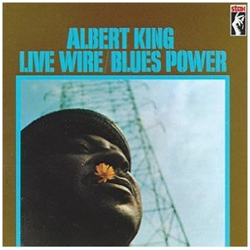 Albert King Blues Power cover art