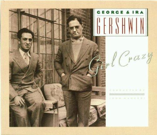 George Gershwin Treat Me Rough cover art