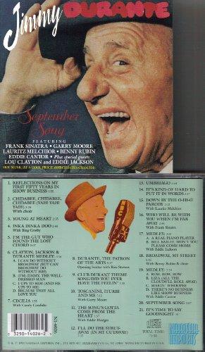 Kurt Weill September Song cover art