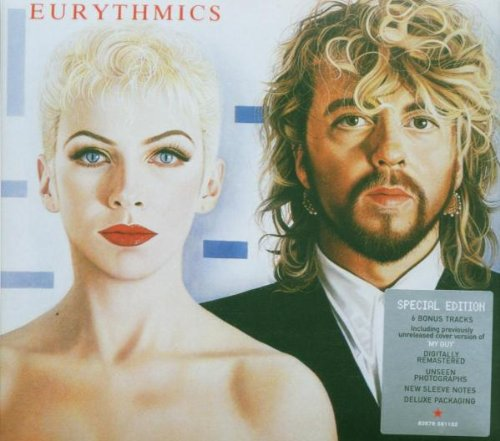 Eurythmics When Tomorrow Comes cover art