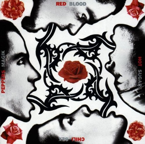 Red Hot Chili Peppers Give It Away cover art
