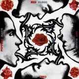 Red Hot Chili Peppers Under The Bridge l'art de couverture