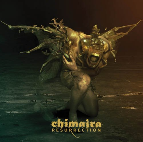 Chimaira The Flame cover art