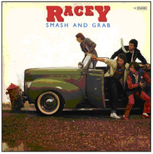 Racey Lay Your Love On Me cover art