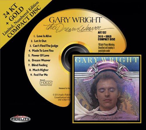 Gary Wright Dream Weaver cover art