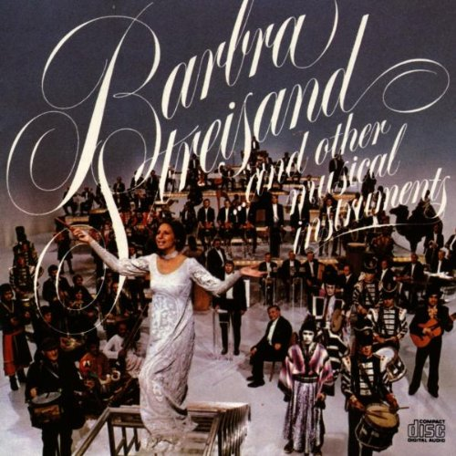 Barbra Streisand Don't Rain On My Parade cover art