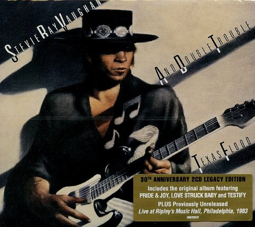Stevie Ray Vaughan Lenny cover art