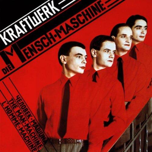 Kraftwerk The Model cover art