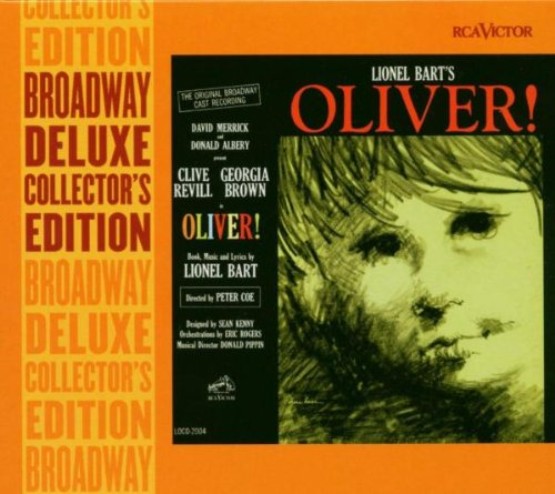 Lionel Bart Reviewing The Situation (from Oliver!) cover art