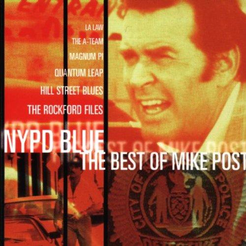 Mike Post Magnum P.I. cover art