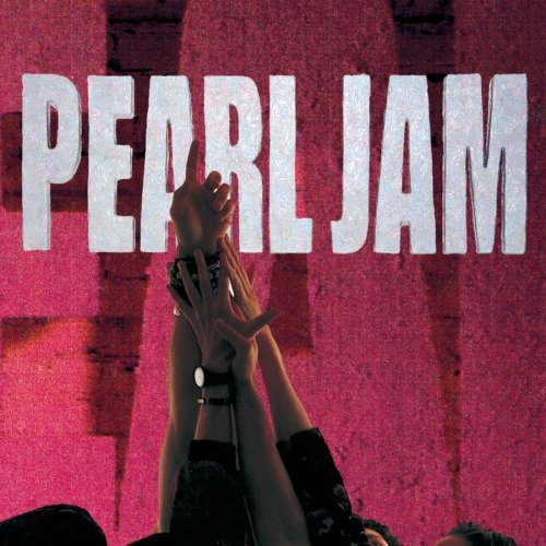 Pearl Jam Even Flow cover art